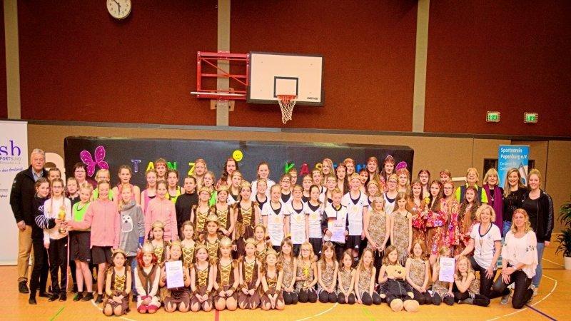 Drei erste Plätze für Tanzgruppen des SV Papenburg